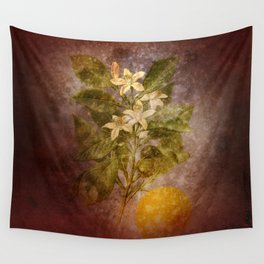 Vintage Fruit Wall Tapestry