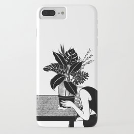 Tragedy makes you grow up iPhone Case