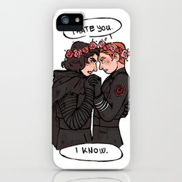 classic kylux iPhone Case