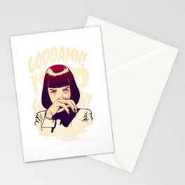 Aesthetic Pulp Merch Stationery Cards
