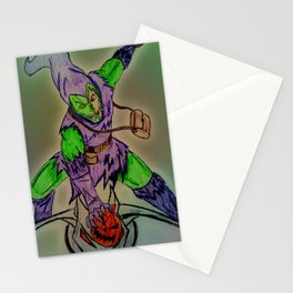 The Goblin Inside Stationery Cards