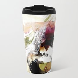 Day 12: To appreciate the imperfections that accompany beauty is the be close to nature. Travel Mug