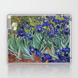 Irises by Vincent van Gogh Laptop & iPad Skin