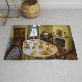 Old Dining Room, Netherby Homestead, Fagan Park Rug