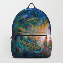 Swim for the stars Backpack