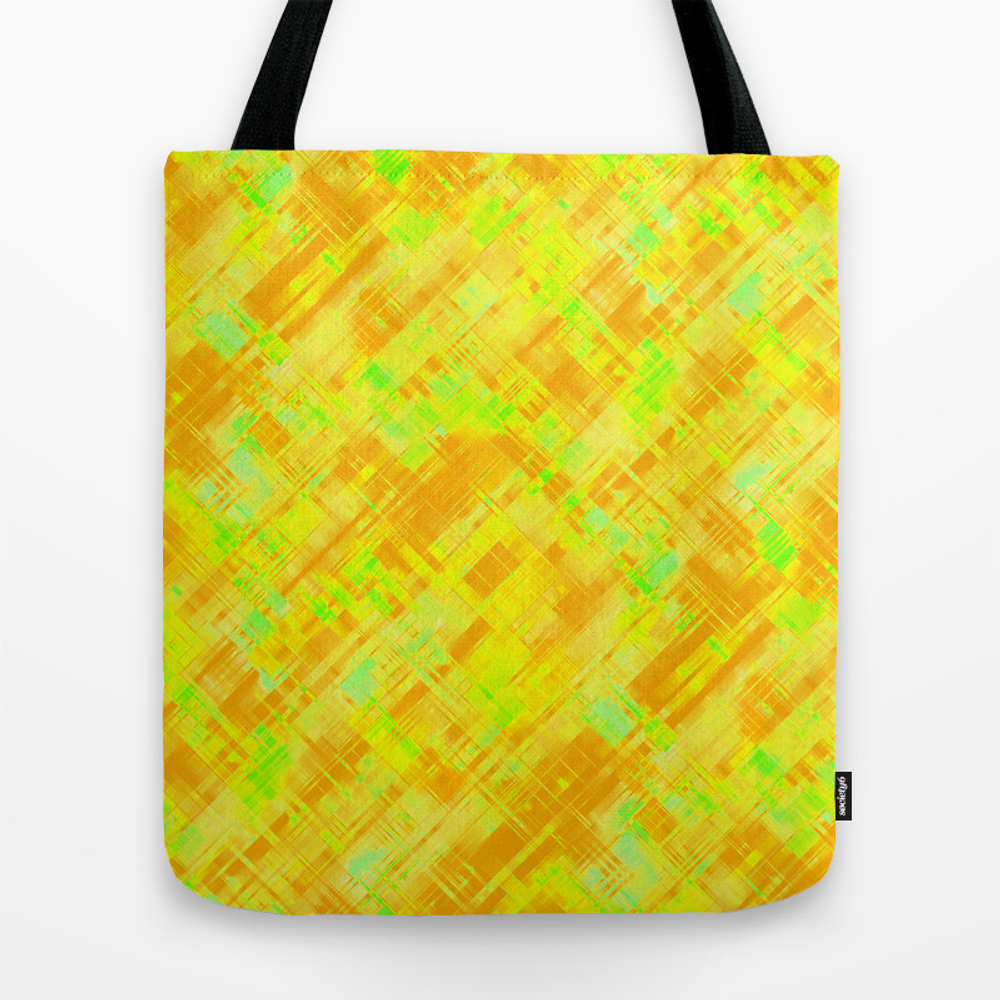 Abstract Retro Tote Purse by Palitraart (TBG9682233) photo