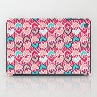 valentine iPad Cases featuring Valentine by Art Tree Designs