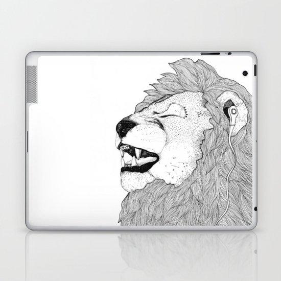 Lion (Original) Laptop & iPad Skin