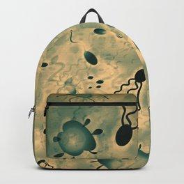 Microscopic Microbes Backpack
