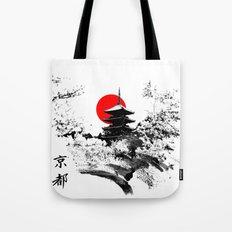Kyoto - Japan Tote Bag