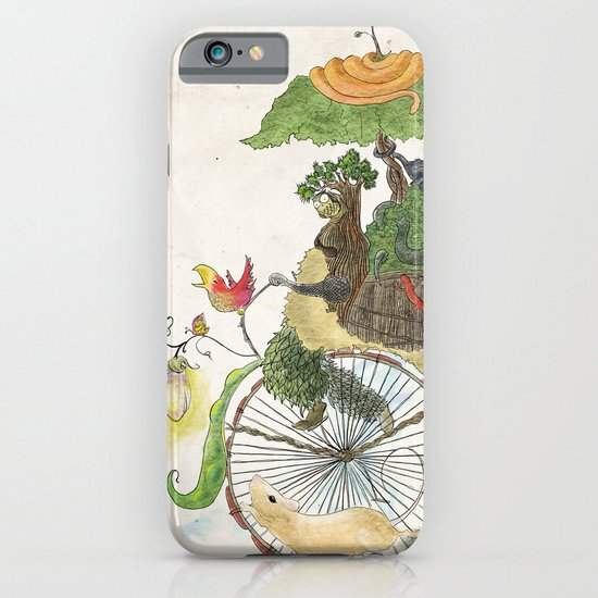 The Life Cycle iPhone & iPod Case