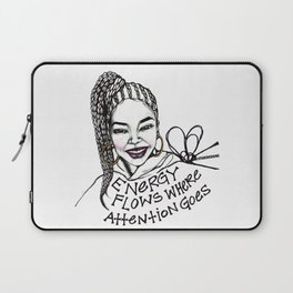 #STUKGIRL JADE Laptop Sleeve