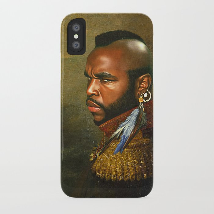 Mr. T - replaceface iPhone Case