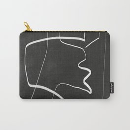 Abstract line art 6/2 Carry-All Pouch