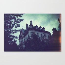 House of Terror Canvas Print