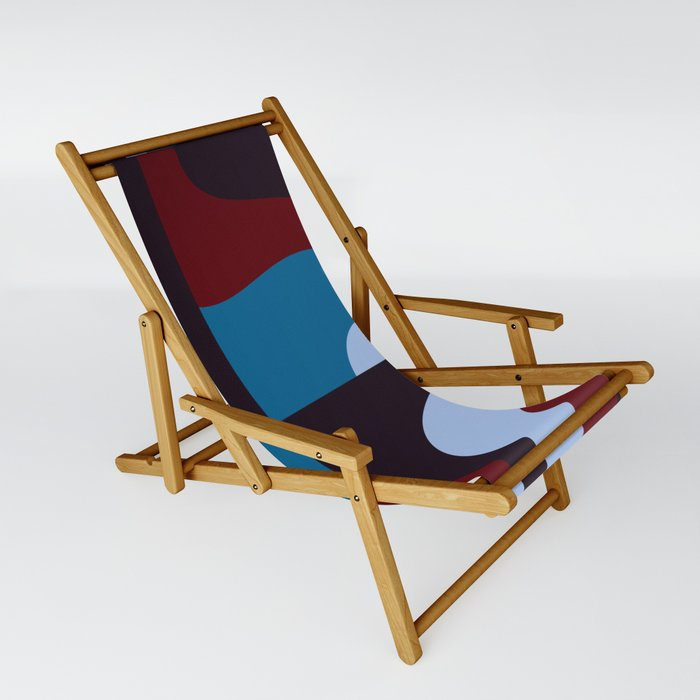 Abstract 2020 002 Sling Chair