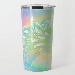 Rainbow Sea Slug Travel Mug
