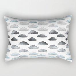 Storm Clouds Rectangular Pillow