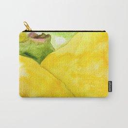 Flor de Cactus Carry-All Pouch