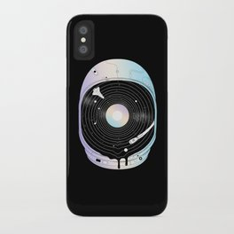 In the Presence of a Deafening Silence iPhone Case