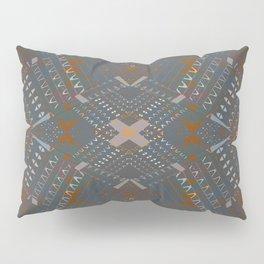 Sturdy Structured Tribal Pillow Sham