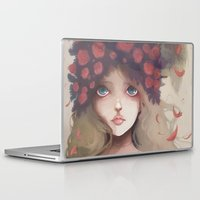 grand theft auto Laptop & iPad Skins featuring Le grand départ... by Ludovic Jacqz