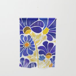 The Happiest Flowers Wall Hanging