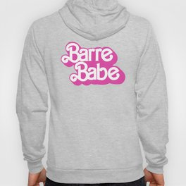 80's Barre Babe Hoody