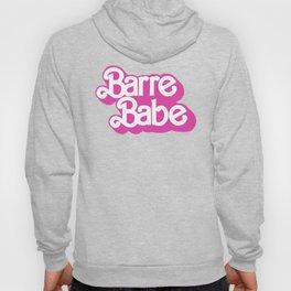 80's Barre Babe Hoody