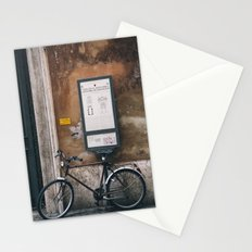 Rome Bicycle Stationery Cards