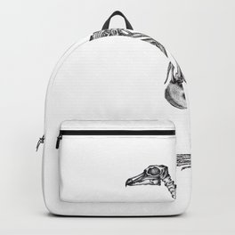 Rodrigues Solitaire Bird Backpack