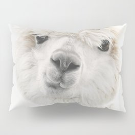 PEEKY ALPACA Pillow Sham