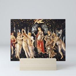 Sandro Botticelli -  Spring Mini Art Print