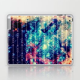 Galaxy Arrows Laptop & iPad Skin