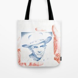 Luke the Drifter Tote Bag