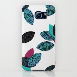 Aztec leafs Ioo iPhone Case