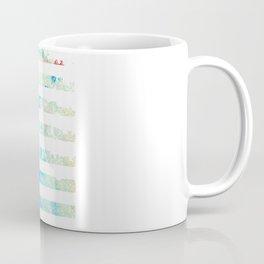 American Revolution Flag Coffee Mug