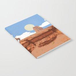 OUT WEST Notebook