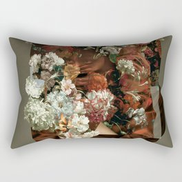 Abducent Reflection   Kai Rectangular Pillow