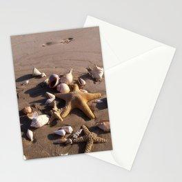 Romantic Beach Stationery Cards