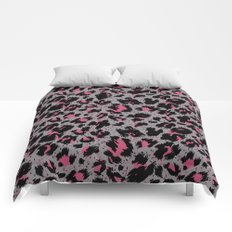 tiger pattern Comforters