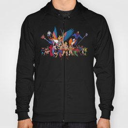 Master of the Universe - He Man & She Ra Hoody