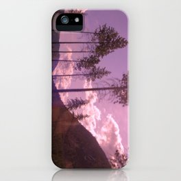 Vagabond Land iPhone Case