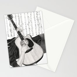 A Few Chords Stationery Cards