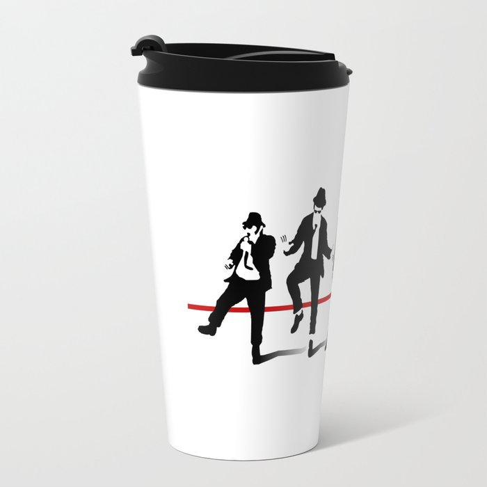 Reservoir Brothers Travel Mug