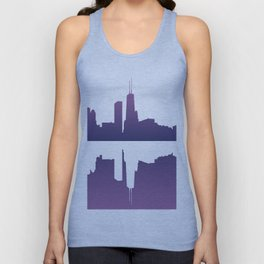 Chicago Afternoon Unisex Tank Top