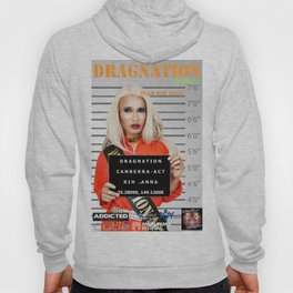 Rih Anna - Cube Canberra ACT Dragnation Season 2 Hoody