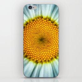 The Daisy Whorls I iPhone Skin