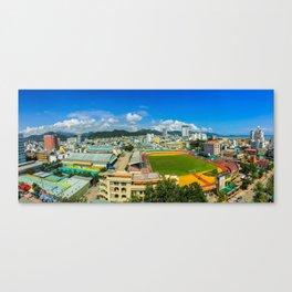 Nha Trang City Centre Canvas Print