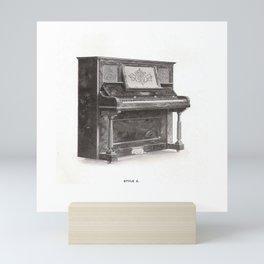 Kimball Piano 16 Mini Art Print